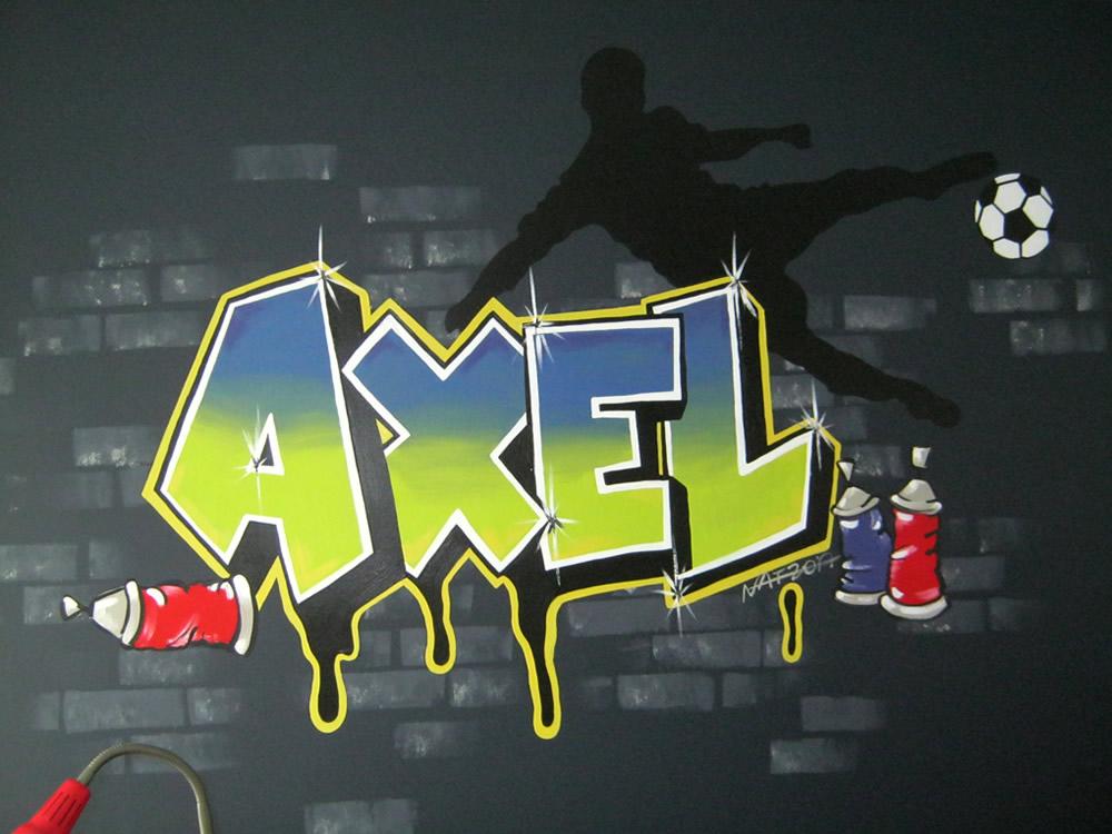 Chambre Axel