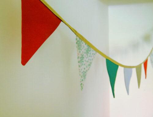 Fanions décoratifs